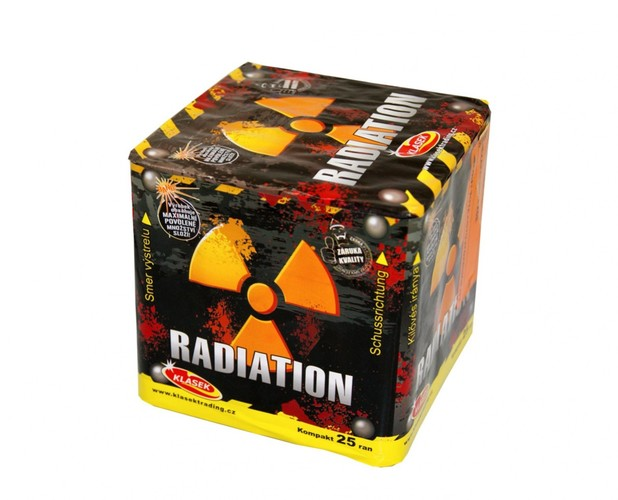 Pyrotechnika Kompakt 25ran / 20mm Radiation